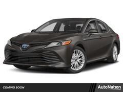 2019 Toyota Camry Hybrid LE Sedan