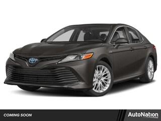 New 2019 Toyota Camry Hybrid LE Sedan