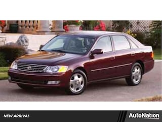 Used 2004 Toyota Avalon XLS w/Bucket Seats Sedan