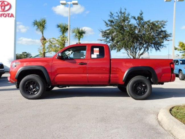 New 2019 Toyota Tacoma For Sale | Winter Park FL
