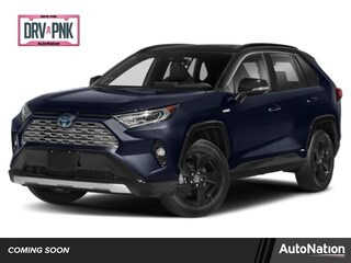 Used 2021 Toyota RAV4 Hybrid XSE SUV for sale in Winter Park FL