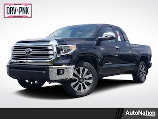 New 2019 Toyota Tundra Limited 5.7L V8 Truck Double Cab