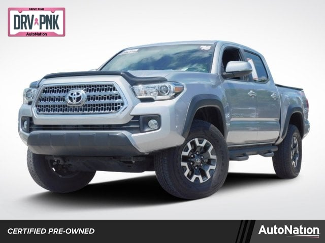 2016 Toyota Tacoma For Sale >> Used 2016 Toyota Tacoma For Sale Winter Park Fl 5tfcz5an9gx031484