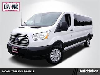2019 Ford Transit-350 XLT Wagon Low Roof Passenger Van