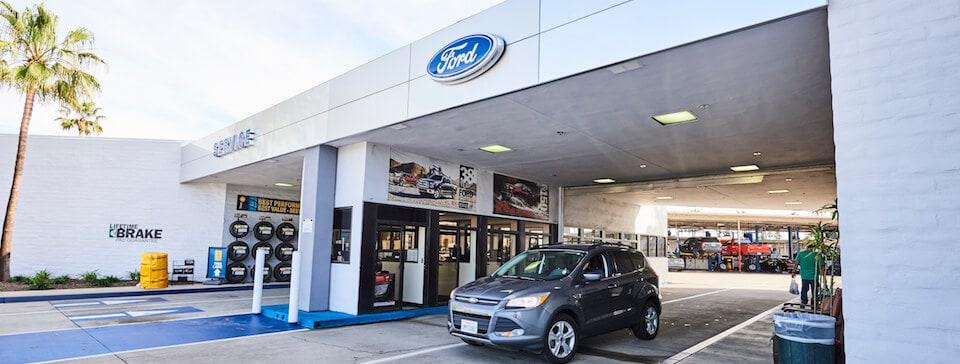 Ford Service Center Near Me Tustin, CA | AutoNation Ford ...