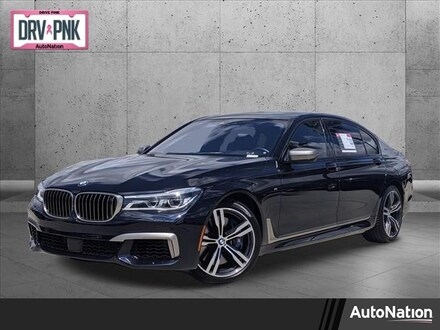 2018 BMW M760i M760i xDrive Sedan