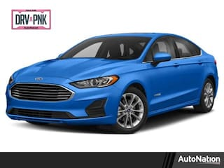 New 2020 Ford Fusion Hybrid SE Sedan for sale in Tustin