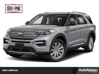 New 2021 Ford Explorer XLT SUV for sale in Tustin