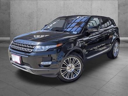 2012 Land Rover Range Rover Evoque Prestige Premium SUV