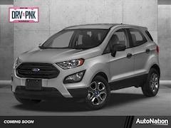 2021 Ford EcoSport S SUV