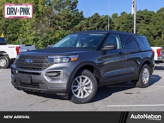 New 2021 Ford Explorer Base SUV for sale