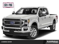 2021 Ford F-350 Platinum Truck Crew Cab