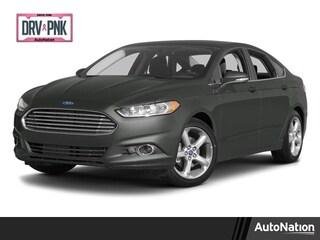 2013 Ford Fusion SE Sedan