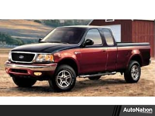 2003 Ford F-150 XLT Heritage Truck Super Cab
