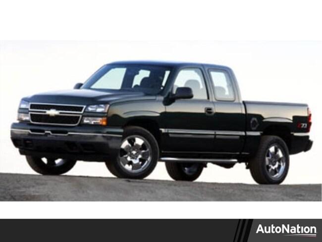 2006 Chevrolet Silverado 1500 LT1 Truck Extended Cab