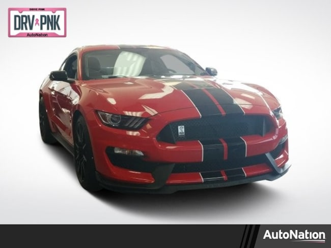 2016 Ford Shelby GT350 Shelby GT350 Coupe