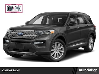 New 2021 Ford Explorer XLT SUV for sale in Union City