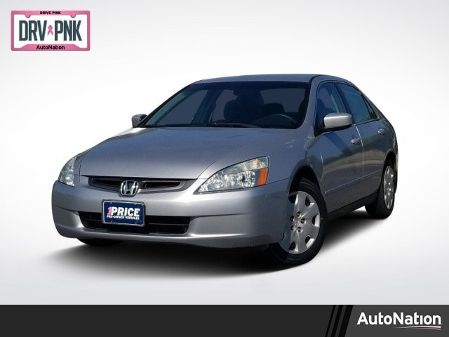 2003 Honda Accord For Sale >> Used 2003 Honda Accord For Sale At Autonation Toyota Mall Of Georgia Vin 1hgcm663x3a010847