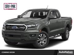 2020 Ford Ranger Lariat Truck SuperCab