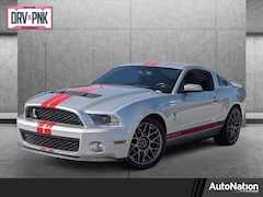 2012 Ford Shelby GT500 Shelby GT500 Coupe