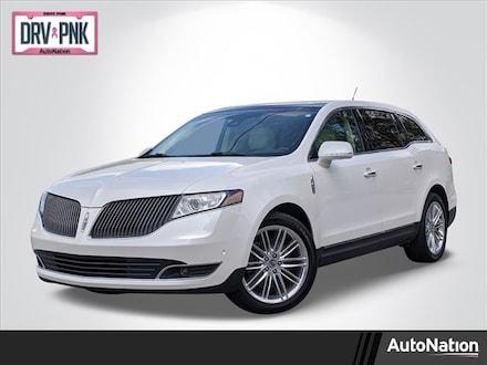 2016 Lincoln MKT Ecoboost SUV