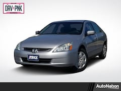 Used 2003 Honda Accord Sedan LX Sedan
