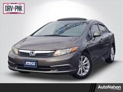 2012 Honda Civic Sedan EX-L Sedan