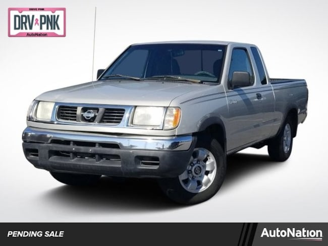1999 Nissan Frontier 2WD SE Truck King Cab