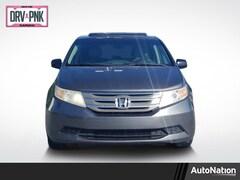 Used 2012 Honda Odyssey EX-L Van