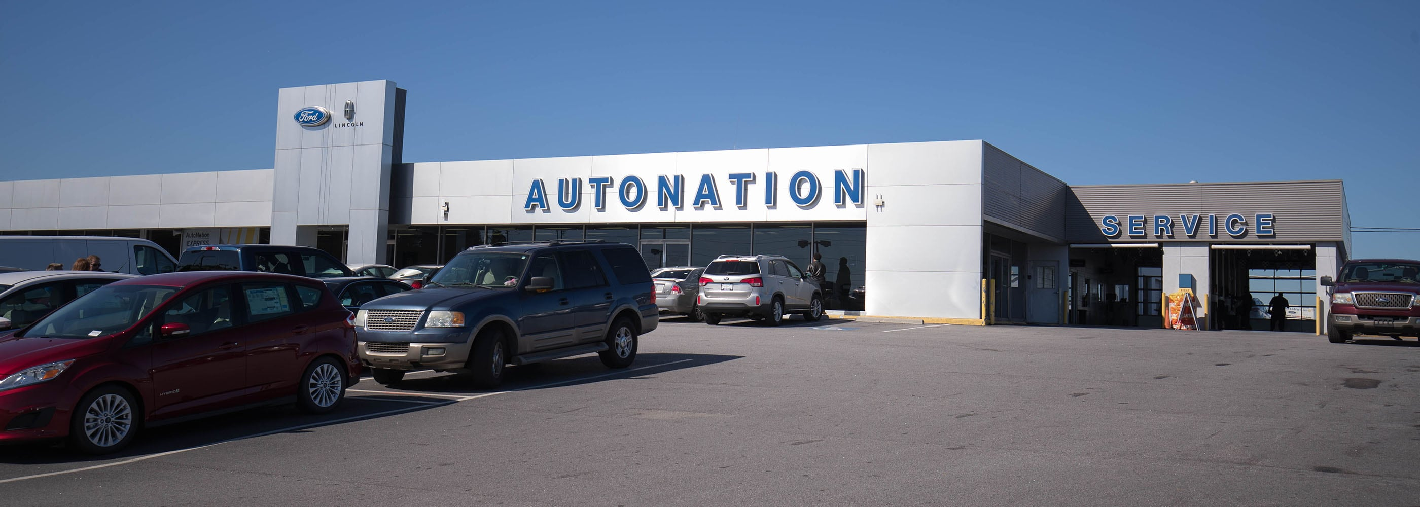 AutoNation Lincoln Union City