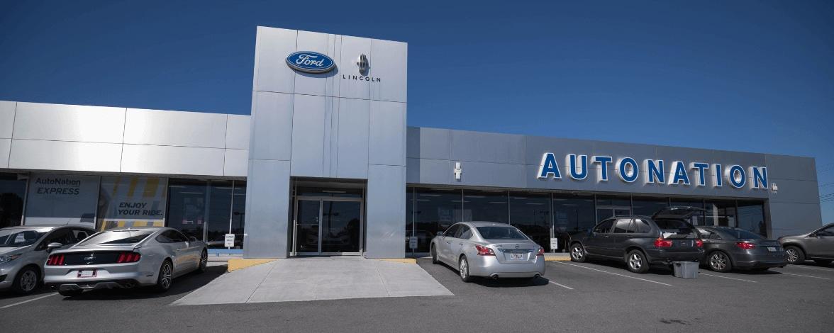 Autonation Lincoln Union City Lincoln Dealership Near Atlanta Ga
