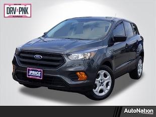 2019 Ford Escape S Sport Utility