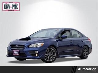 Used 2016 Subaru WRX Premium 4dr Car