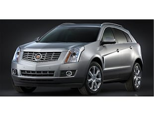 2014 CADILLAC SRX Luxury Collection Sport Utility