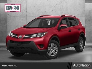 2013 Toyota RAV4 XLE Sport Utility