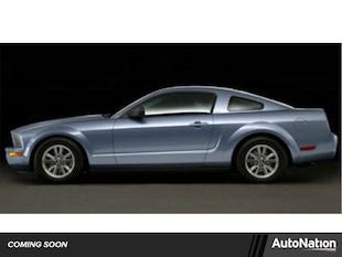 2007 Ford Mustang Premium 2dr Car