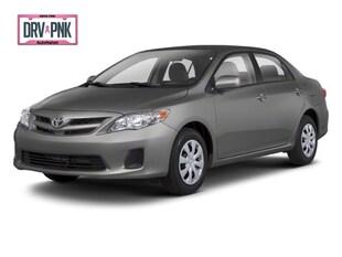 2013 Toyota Corolla S 4dr Car