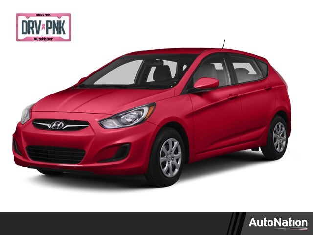 2013 Hyundai Accent GS 4dr Car