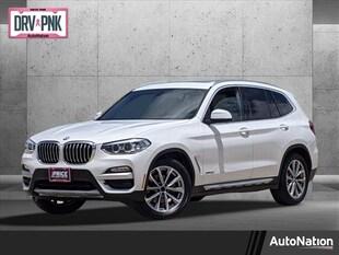 2018 BMW X3 xDrive30i Sport Utility