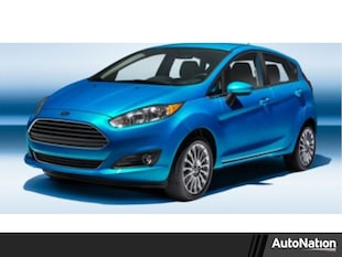 2014 Ford Fiesta SE 4dr Car