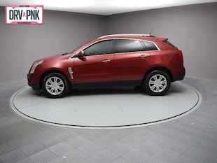 2012 CADILLAC SRX Luxury Collection Sport Utility