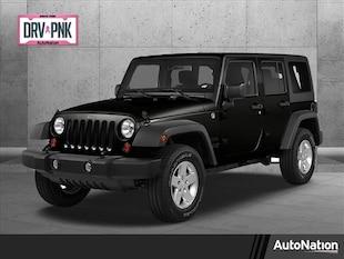 2015 Jeep Wrangler Unlimited Altitude Sport Utility
