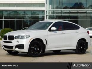 2018 BMW X6 Xdrive35i Sport Utility