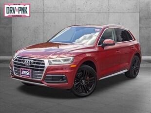 2018 Audi Q5 Prestige Sport Utility