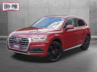 Used 2018 Audi Q5 Prestige Sport Utility