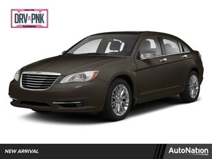 2012 Chrysler 200 LX 4dr Car