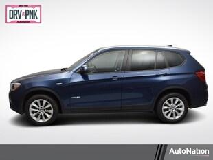 2017 BMW X3 xDrive28i Sport Utility