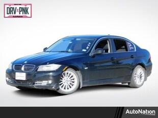 2011 BMW 3 Series 335d 4dr Car