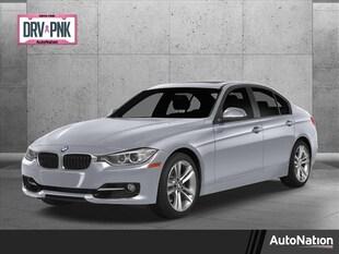 2015 BMW 3 Series 320i 4dr Car