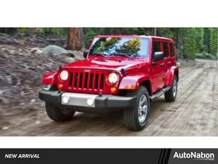2014 Jeep Wrangler Unlimited Rubicon Sport Utility
